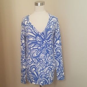 "LILLY PULITZER ""Adelaide"" Sweater - Size Medium"